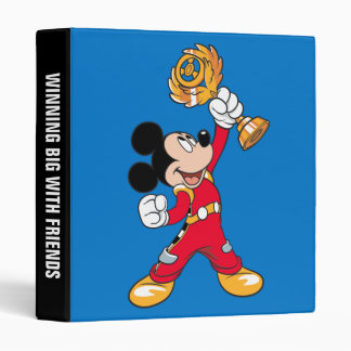 Mickey and the Roadster Racers | Mickey & Trophy Binders