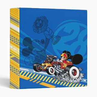 Mickey and the Roadster Racers | Speed Roadsters Binders