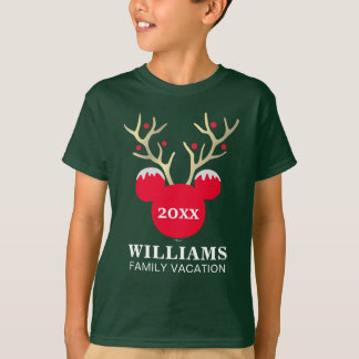 Mickey | Christmas Family Vacation T-Shirt