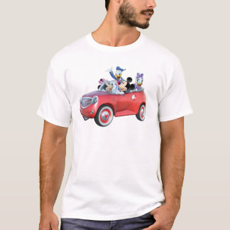 Mickey & Friends | Car T-Shirt