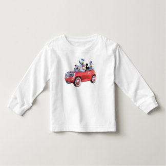 Mickey & Friends | Car Toddler T-shirt