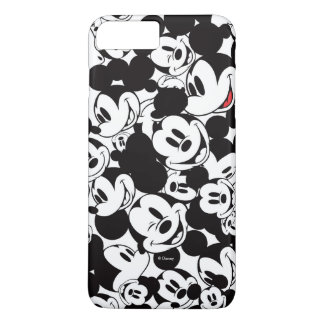 Mickey & Friends | Classic Mickey Pattern iPhone 8 Plus/7 Plus Case