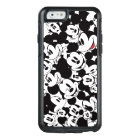 Mickey & Friends | Classic Mickey Pattern OtterBox iPhone 6/6s Case