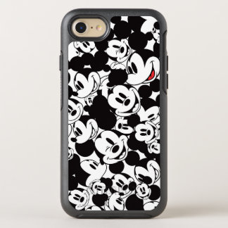 Mickey & Friends | Classic Mickey Pattern OtterBox Symmetry iPhone 7 Case