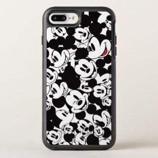 Mickey & Friends | Classic Mickey Pattern OtterBox Symmetry iPhone 8 Plus/7 Plus Case