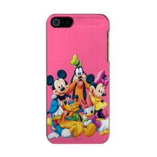 Mickey & Friends | Fab Five Incipio Feather® Shine iPhone 5 Case