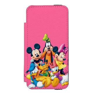 Mickey & Friends | Fab Five Incipio Watson™ iPhone 5 Wallet Case
