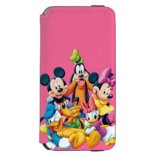 Mickey & Friends | Fab Five Incipio Watson™ iPhone 6 Wallet Case