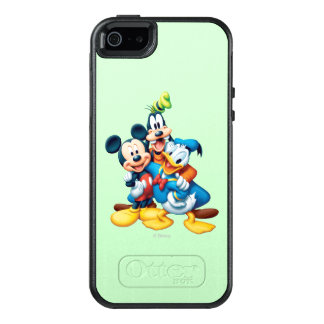 Mickey & Friends | Group Hug OtterBox iPhone 5/5s/SE Case