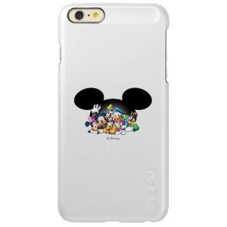 Mickey & Friends | Group in Mickey Ears