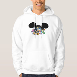 Mickey & Friends | Group in Mickey Ears 2 Hoodie