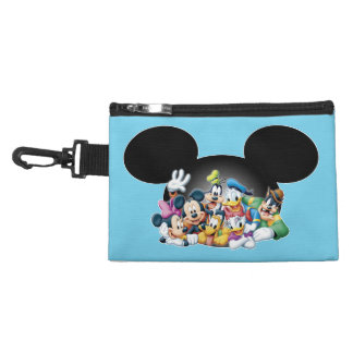 Mickey & Friends | Group in Mickey Ears Accessory Bag