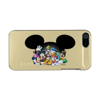 Mickey & Friends | Group in Mickey Ears Incipio Feather® Shine iPhone 5 Case