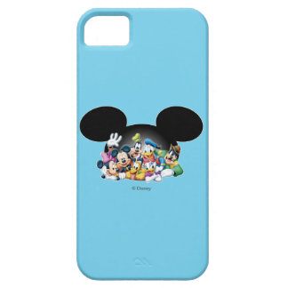 Mickey & Friends | Group in Mickey Ears iPhone 5 Covers
