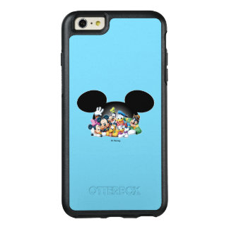 Mickey & Friends | Group in Mickey Ears OtterBox iPhone 6/6s Plus Case