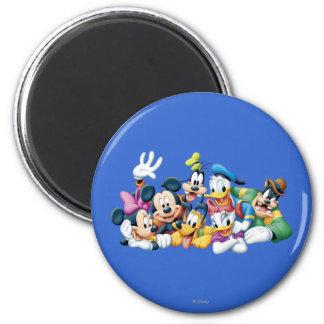 Mickey & Friends | Kneeling Magnet