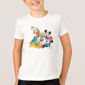 Mickey & Friends | Leaning T-Shirt