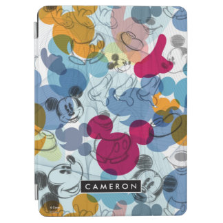 Mickey & Friends | Mouse Head Sketch Pattern iPad Pro Cover