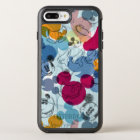 Mickey & Friends | Mouse Head Sketch Pattern OtterBox Symmetry iPhone 8 Plus/7 Plus Case