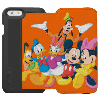 Mickey & Friends | Picture Perfect Incipio Watson™ iPhone 6 Wallet Case