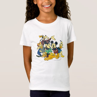 Mickey & Friends | Vintage Hug T-Shirt