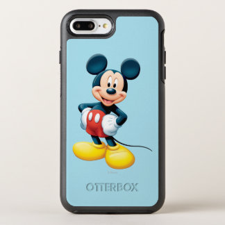 Mickey   Hands on Hips OtterBox Symmetry iPhone 7 Plus Case