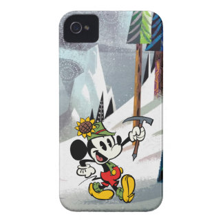 Mickey Happy iPhone 4 Cover