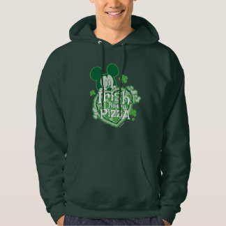 Mickey | Irish I had a Pizza Hoodie