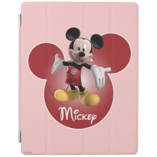 Mickey Mickey Clubhouse | Head Icon iPad Cover