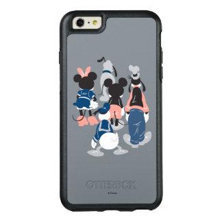 Mickey | Mickey Friend Turns OtterBox iPhone 6/6s Plus Case