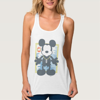 Mickey | Mickey Life Guard 3 Tank Top
