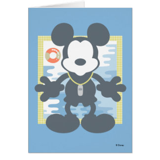 Mickey | Mickey Life Guard Card
