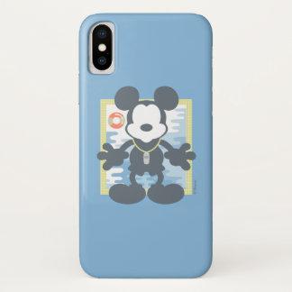Mickey | Mickey Life Guard iPhone X Case