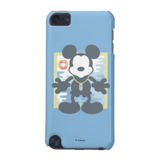 Mickey   Mickey Life Guard iPod Touch 5G Cover