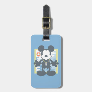 Mickey | Mickey Life Guard Luggage Tag