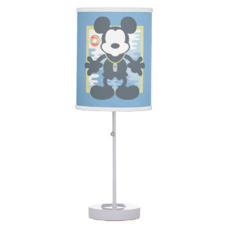 Mickey | Mickey Life Guard Table Lamps