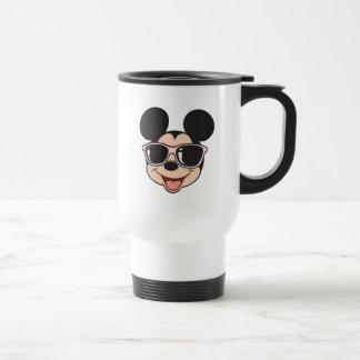 Mickey | Mickey Smiling Sunglasses 2 Travel Mug