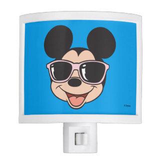 Mickey | Mickey Smiling Sunglasses Night Lights