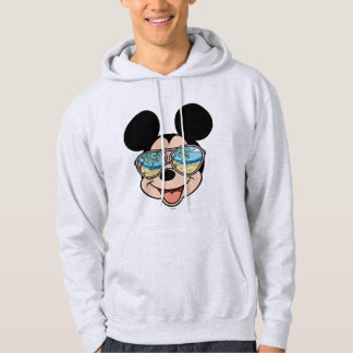 Mickey | Mickey Tropical Sunglasses 3 Hoodie