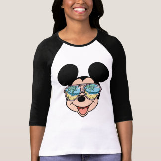Mickey | Mickey Tropical Sunglasses 3 T-Shirt