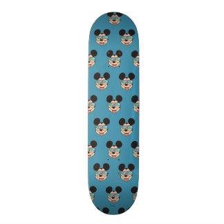 Mickey | Mickey Tropical Sunglasses Custom Skateboard