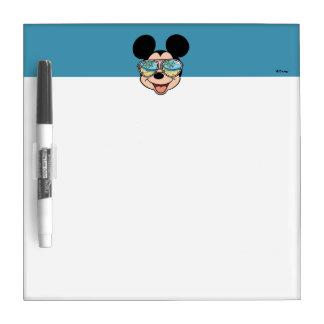 Mickey | Mickey Tropical Sunglasses Dry Erase Board