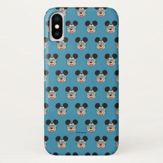 Mickey | Mickey Tropical Sunglasses iPhone X Case
