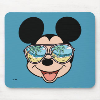 Mickey | Mickey Tropical Sunglasses Mouse Pad
