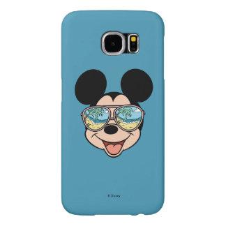 Mickey | Mickey Tropical Sunglasses Samsung Galaxy S6 Cases