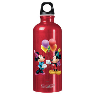 Mickey & Minnie | Birthday Water Bottle