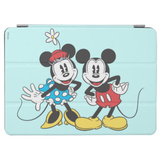 Mickey & Minnie | Classic Pair iPad Air Cover
