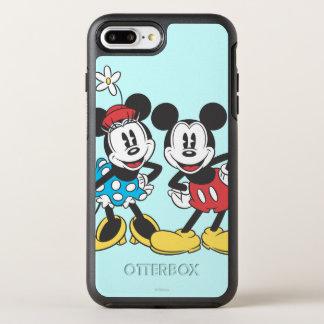 Mickey & Minnie   Classic Pair OtterBox Symmetry iPhone 7 Plus Case