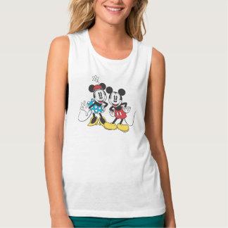 Mickey & Minnie | Classic Pair Tank Top