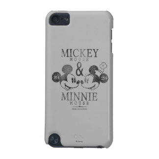 Mickey & Minnie   Est. 1928 iPod Touch 5G Covers